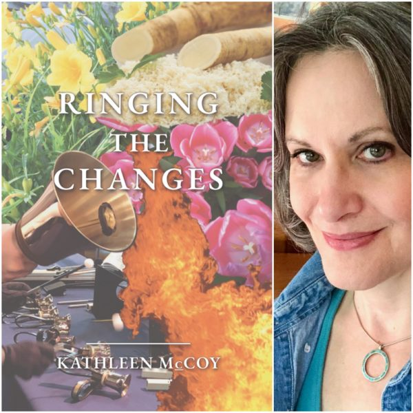 "McCoy reads from new poetry title, ""Ringing the Changes"" on March 24"