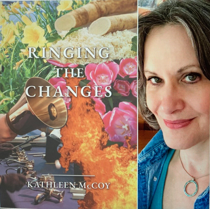Ringing the Changes Cover and Author Photo